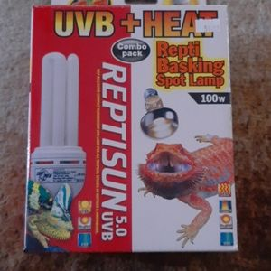 Now 2/$20 UVB Bulb